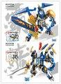 Sy575/bloques de construcción sy734 nexo caballero mecha/nick caballeros arcilla/hero minifiguras paladin acción figuras juguetes para bebés