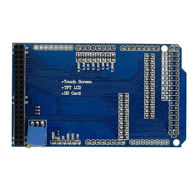 TFT LCD Adjustable font b Shield b font For font b Arduino b font Mega 2560