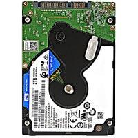 Western Digital Blue 3TB Hard Disk Drive 15mm 5400 RPM SATA 6Gb/s 8MB Cache 2.5 Inch HDD for PC Laptop Hard Drive WD30NPZZ