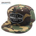 Hot Sale Camouflage Baseball Cap Adult Gorras Planas Unisex Snapback Caps Adjustable Street Skateboard Hip Hop Caps for Men Army
