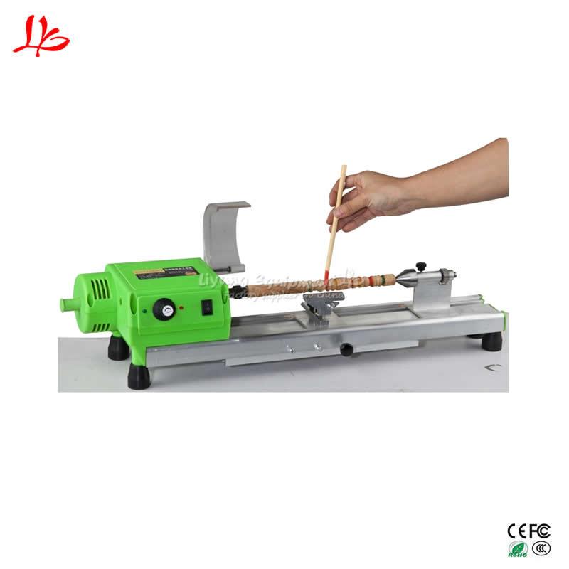 Minature Buddha Beads Lathe Milling Machine Tool 580W 220V