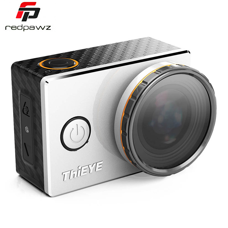 Original Thieye V5e WiFi Action Camera 2 3K Video Ambarella A7LS75 16MP 170 Degrees font b