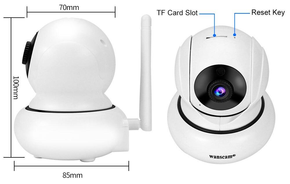 de vigilância visão noturna detecção movimento monitor do bebê