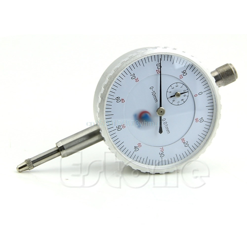 New 0 01mm Dial Indicator Gauge Accuracy font b Measurement b font font b Instrument b
