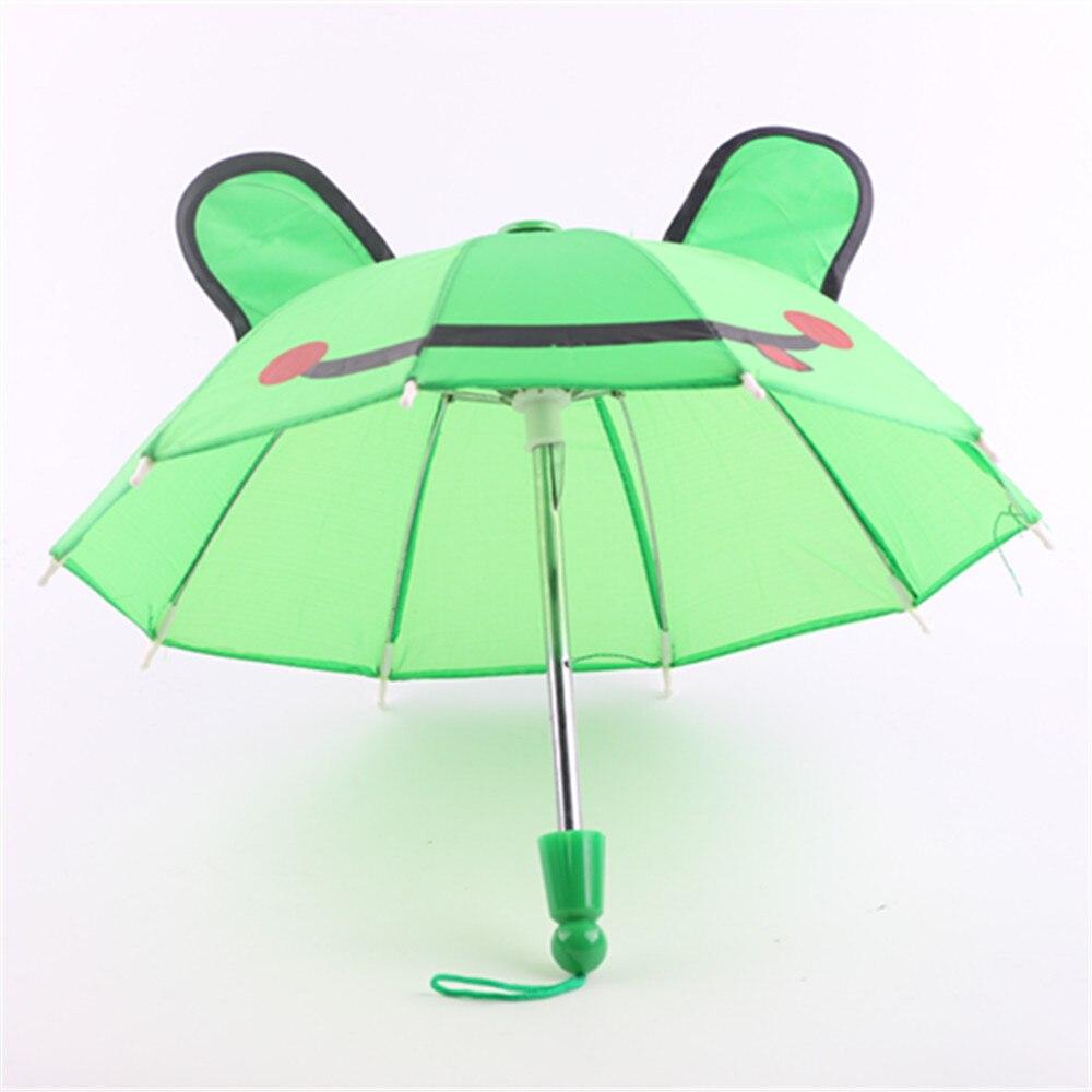 Doll Аксессуарлары - 6color Outdoor Umbrella - Қуыршақтар мен керек-жарақтар - фото 3