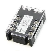 Индикатор 3 P Твердотельные Реле SSR 3-32VDC Управления Вольт 480VAC/10A Нагрузки