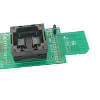 EMCP162 186 socket adapter connector smart digital device GPS device flash memory data recovery burn in test programming code