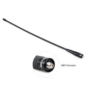 Image 2 - Рация Retevis, 5 шт., антенна, VHF, UHF, для Baofeng, H777, H777, для рации, для Kenwood, C9030A, с возможностью поворота на расстоянии до 5 градусов, с возможностью поворота на расстоянии до 1/2/2/4/4 антенны, для Baofeng/H777, Kenwood, C9030A