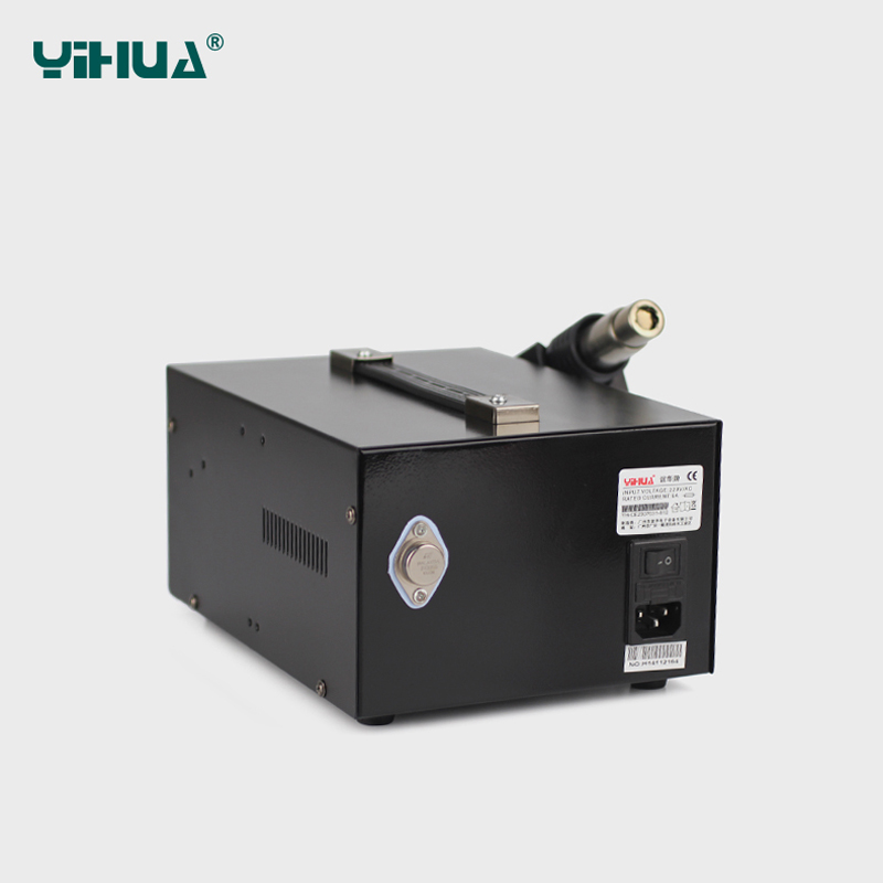High Power YIHUA 853D 1A USB Soldering Station With Power Supply Soldering Station Hot Air For Welding