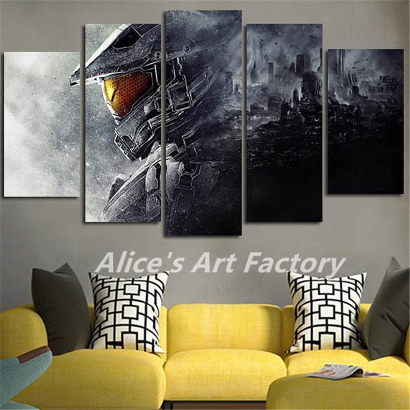 Halo Room Decor Home Decorating Ideas