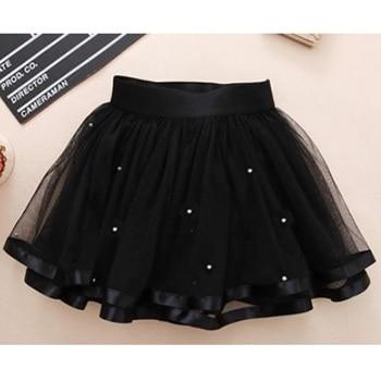 Children's Fashion 2017 Winter Baby Girl Tutu Skirt Medium-large Clothing Gauze Layered Princess Puff Skirt Free Shipping