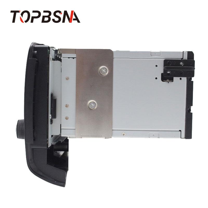 Excellent TOPBSNA 2 Din Car DVD Player For AUDI TT/TTS MK2 8J 2006-2012 GPS Navigaiton multimedia automotive dvd Auto Stereo Headunit USB 2