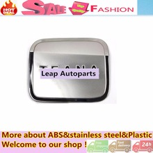 High Quality decoration styling Stainless Steel car accessories Gas/Fuel/Oil Tank Cover Cap for N1ssan Teana 2013 2014 2015 1pcs