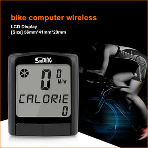 Sunding Computer-Meter Bicycle-Accessories Wireless Products