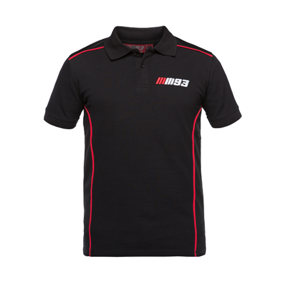 New Arrival ! Marc Moto GP Marquez 93 MM93 Polo Shirt Motorcycle MX ATV Sports Racing Polo