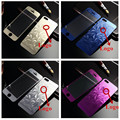 3D Color Mirror Tempered Glass Film Front+Back Tempered Explosion-proof Protective Guard Screen Protector For Iphone 5S 5C