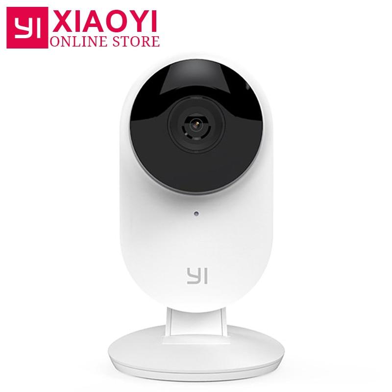 """""""[Международное издание] в xiaoyi Йи камера 2-мегапиксельная с разрешением 1080p с xiaomi умный WiFi IP-камеры 130"""""""" широкий угол камеры Распознавание жестов"""""""