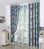 Rideau Curtain Set Luxury Cortina Blackout Drapes Cozinha Cafe Lace Window Curtains For Living Room