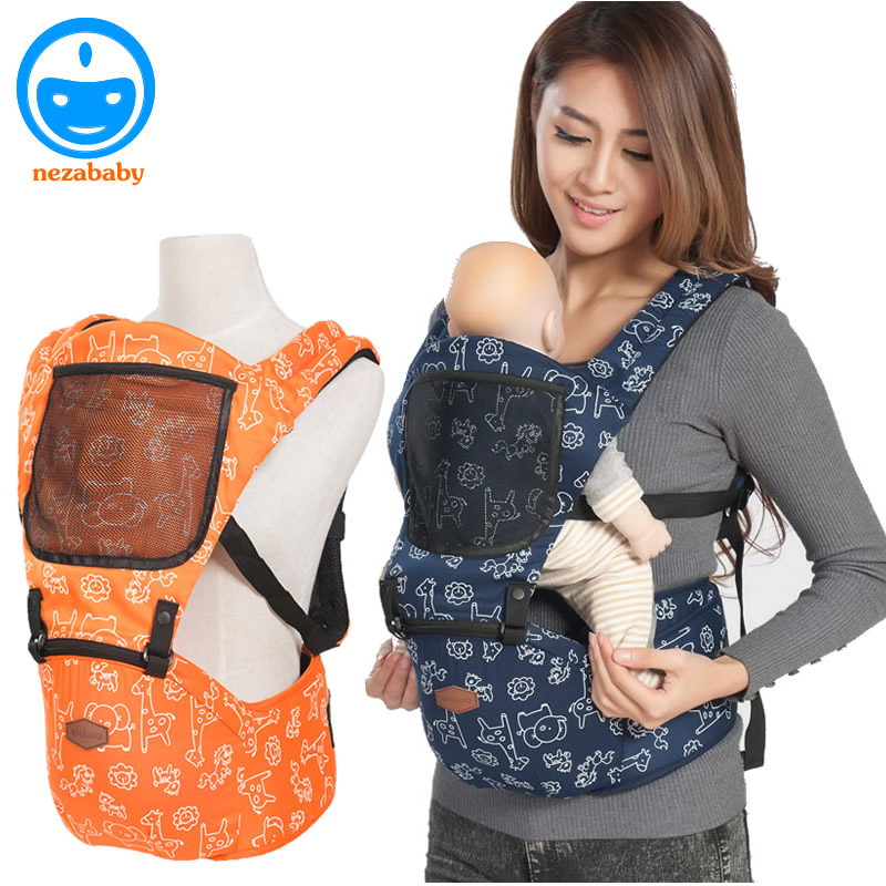 ᓂhot Multifunctional Baby Carrier Backpack Ergonomic Baby Carrier