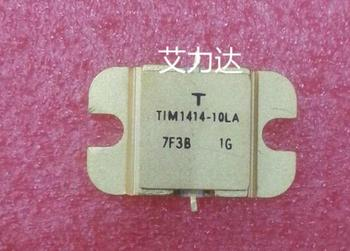 FreeShipping  TIM1414-10LA TIM1414-10A 13.75-14.5GHZ GaAS FET Specialized in high frequency tube