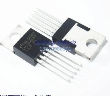LM2596HVT - ADJ LM2596 TO220 pins new original spot sale to ensure quality