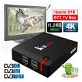 MECOOL KIII Pro 3g 16g Dual Wifi OTT Smart TV Box Amlogic S912 Octa core Set Top boxen DVB S S2 T T2 C Combo 4 karat HD Hybrid STB|Digitalempfänger|Verbraucherelektronik -