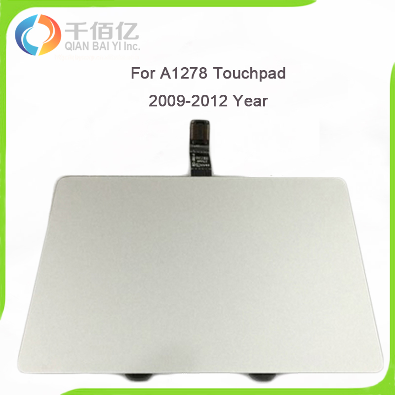 Original Laptop A1278 Trackpad For Macbook Pro A1278 Touchpad with Cable 13.3 2009-2012 year Test working well 821-1254-A a box new touchpad trackpad with cable for macbook pro 13 3 unibody a1278 2009 2012years