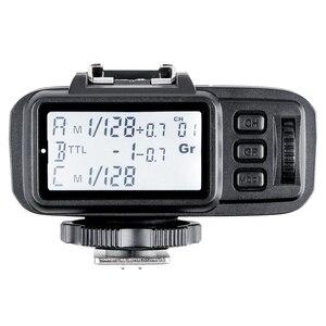 Image 2 - GODOX X1T F X1T C X1T S X1T O X1T N 2.4G اللاسلكية TTL الأحرار فلاش الزناد الارسال لكانون نيكون سوني فوجي فيلم أوليمبوس كاميرا