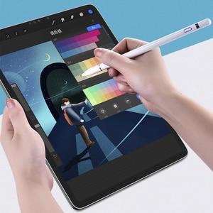Image 4 - Aktif kapasitif stylus kalem Kalem Için iPad Mini iPhone Kalem dokunmatik ekran kalemi Android Samsung Için Huawei Ince Nokta Dokunmatik