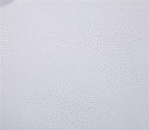 Image 4 - רך לבן מרופד מזרן טופר עם רצועות ריהוט בית מלון חמישה כוכבים משלוח מהיר