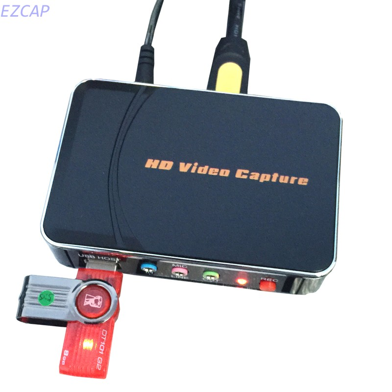 2017 new hd video audio capture card, capture HDMI Video from HDMI/YPbPr input to HDMI, USB Flash Driver output, Free shipping 10moons hdv3000e pci e hdmi 720p 1080i digital video capture card green