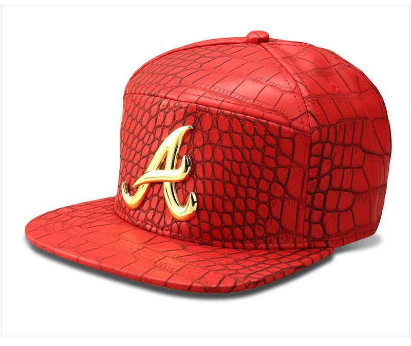 black snapback hat A_07