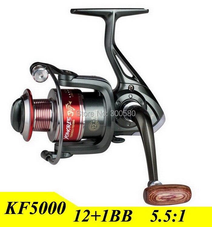 Buy kastking sharky 11bbs spinning reel fishing carp sea for 13 fishing spinning reels