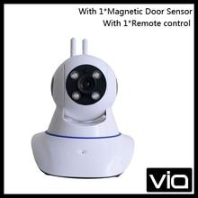 W11 Free Shipping P2P 720P IP Camera Wifi Wireless Mini CCTV Camera Baby Monitor Security Micro TF Card Surveillance Camera
