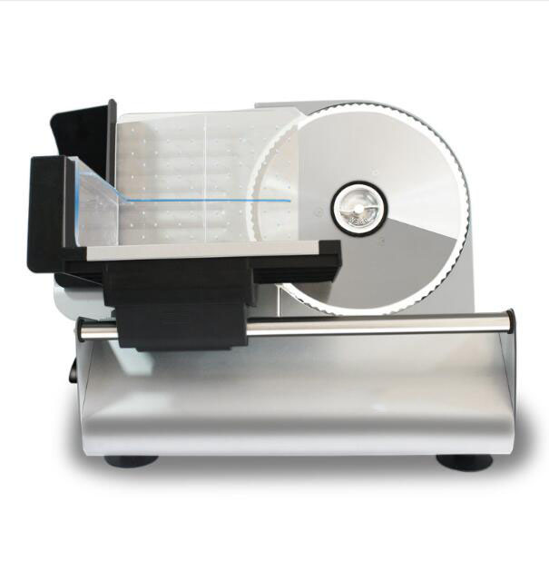 COMMERCIAL MEAT SLICER Electric Meat Cutter Sliceable Pork Frozen Meat Cutter Slicer Cutting Machine 110V/220V commercial meat cutting machine 600w electric meat slicer stainless steel meat cutter bl70