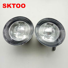 SKTOO FRONT FOG LIGHT PLASTIC SURFACE FOR GREAT WALL HOVER HAVAL H3 M2 2005 2013 4116200 B11 B1 4116100 B11 B1 1987302031