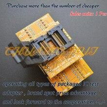 SSOP48 к DIP48 программист переходника DP-SSOP48-D48 сооружают гнездо=0,5 мм ширина=9,6 мм/6,6 мм