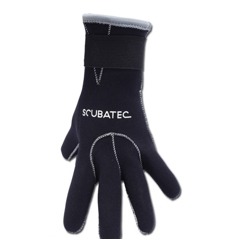 5mm Adjustable Diving Gloves Spearfishing Underwater Fishing Anti-slip Gloves Hunting Swimming Gloves