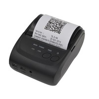 VOXLINK 58MM Pocket Bluetooth Thermal Receipt Printer Android IOS Bill Printer For Iphone Ipad Samsung Sony