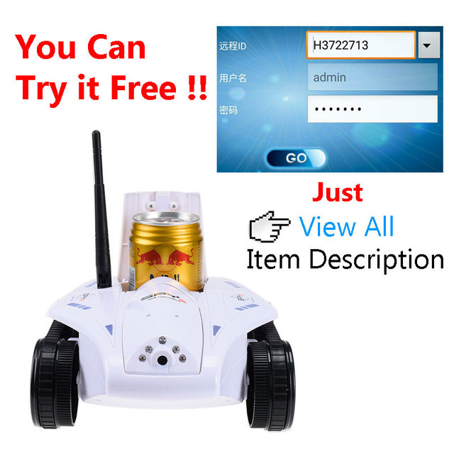 ISpy HappyCow 777-325 FPV Rc Мини Бак с 720 P RC автомобиль WiFi в Режиме реального времени Передачи Камера Поддержка Телефон IOS или Android Toys