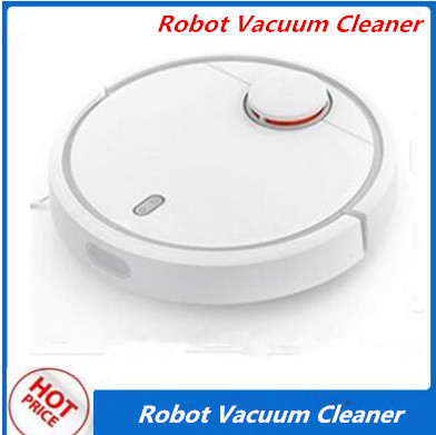 3 Years Warranty !Original NEW XIAOMI MI robotic vacuum cleaner with wifi and auto back charge, xiaomi robotic vacuum cleaner
