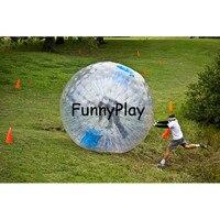 Воды людской zorb, спортивные развлечения надувные футбольные зорбинг мяч, игры на открытом воздухе air дешевый надувной мячик
