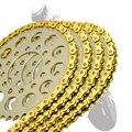 Motorcycle Drive Chain O-Ring 520 For YAMAHA DT 250MX TT230R YTM200 YFS BLASTER 200 YFA1 125/175 YZ 125 WR125 LINK 120 Motorbike