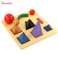 나무 몬테소리 단단한 문법 기호 언어 운동 장난감 어린이 교육 장난감 흰색 상자 어린이 집| |   -