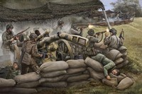 Soldaten 101st Airborne Division US schlacht unternehmen E Einfach. Battalion QX113 home wand moderne kunst dekor holz rahmen poster