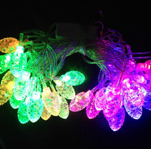 5W Led Christmas Colorful String lights Garland Lamp Decorations for Home Party Garden Wedding Holiday lighting