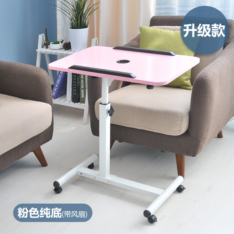 Sofa Laptop Desk Simple Sofa Laptop Desk With Wheels To Facilitate Small Thesofa