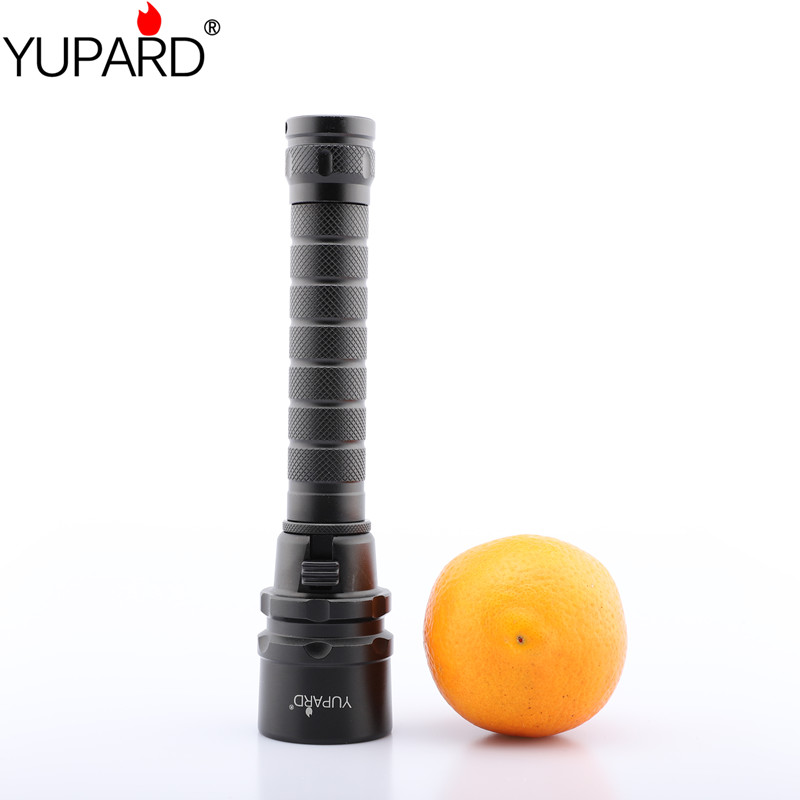 YUPARD Diving 4000 lumens XM-L2 LED 3*L2 LED Flashlight Torch Waterproof underwear Lamp Light super T6 white yellow light