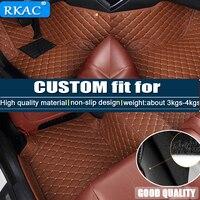 RKAC Custom fit car floor mats for BMW i3 i8 M2 M3 M4 M5 M6 X1 X3 X4 X5 X5M X6M Z4 sDrive35is 730Li 740Le 740Le right hand drive