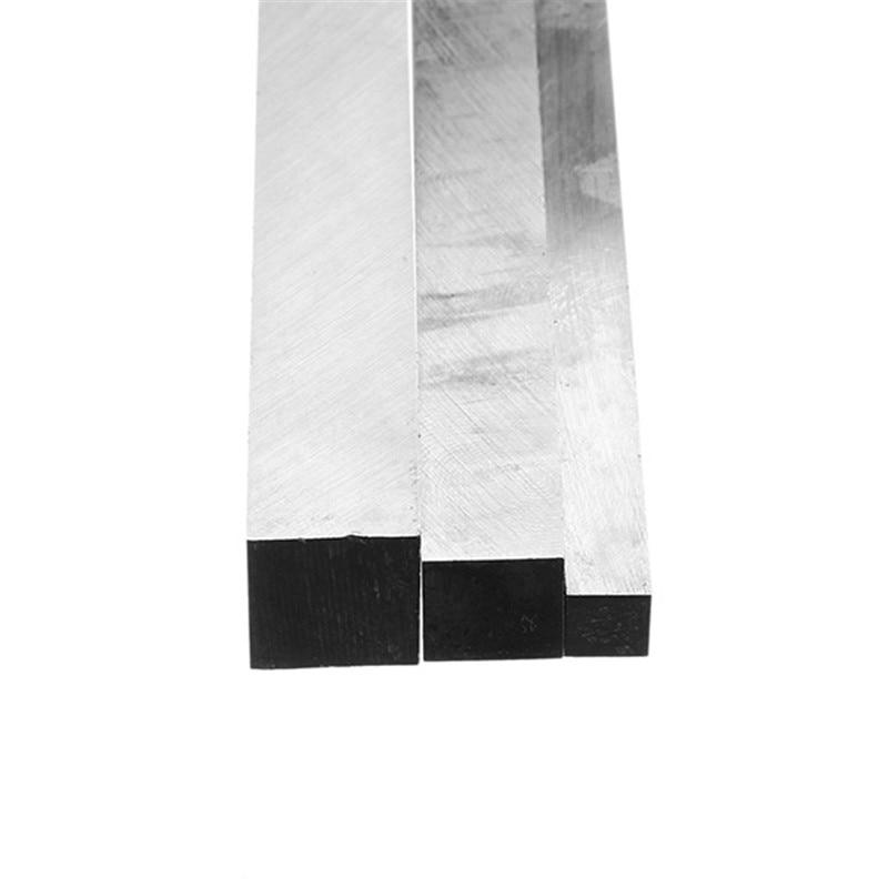 200 мм 6/8/10/12 мм HSS квадратный фрезерный гравировальный токарный инструмент твердость HRC60